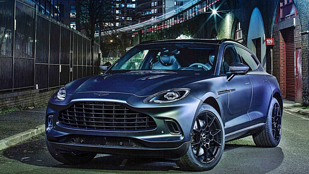 ASTON MARTIN首部SUV休旅DBX即將量產,原廠創意高層透露將再推出