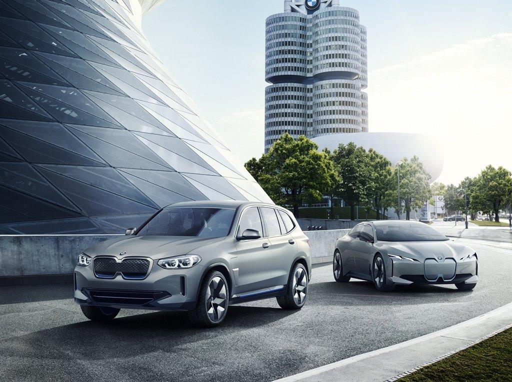 BMW宣布旗下純電動車iX3即將進入量產,2020年中正式上市