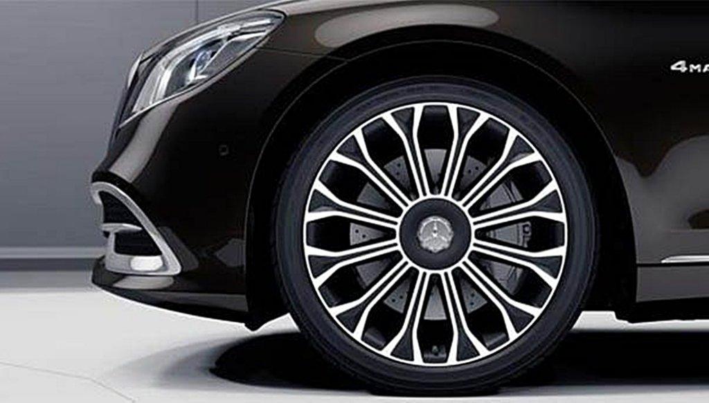 中國新奢華風尚,賓士推中國限定Mercedes-Maybach S450 4MATIC C