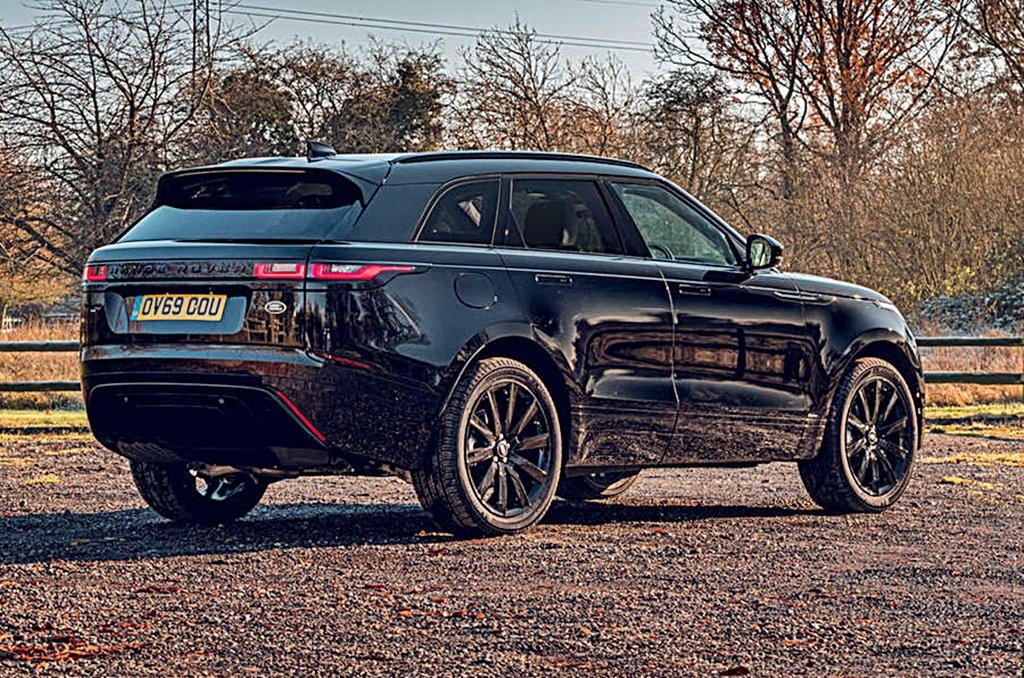 Range Rover Velar推出黑色魅力特仕車R-Dynamic Black Limited E