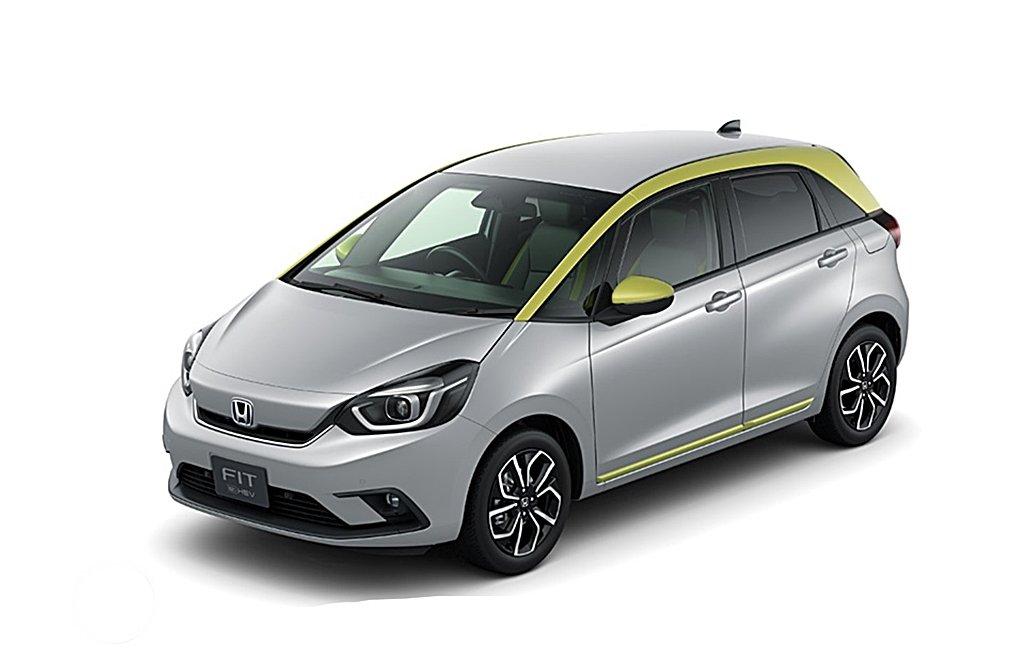 HONDA全新FIT登場結合Honda Sensing和e:HEV油電技術