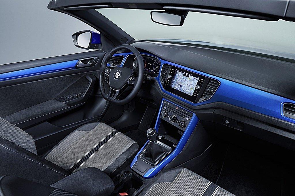 最拉風的休閒座駕,VW全新T-Roc Cabriolet敞篷跨界休旅首發