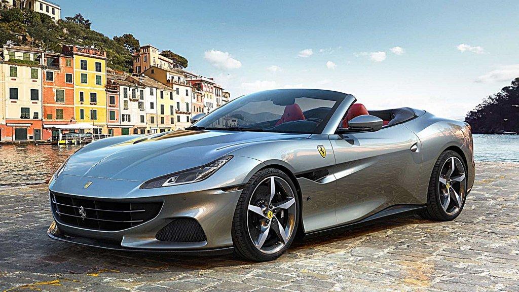 FERRARI推出性能進化GT敞篷跑車Portonifo M,馬力增加20匹、0-10