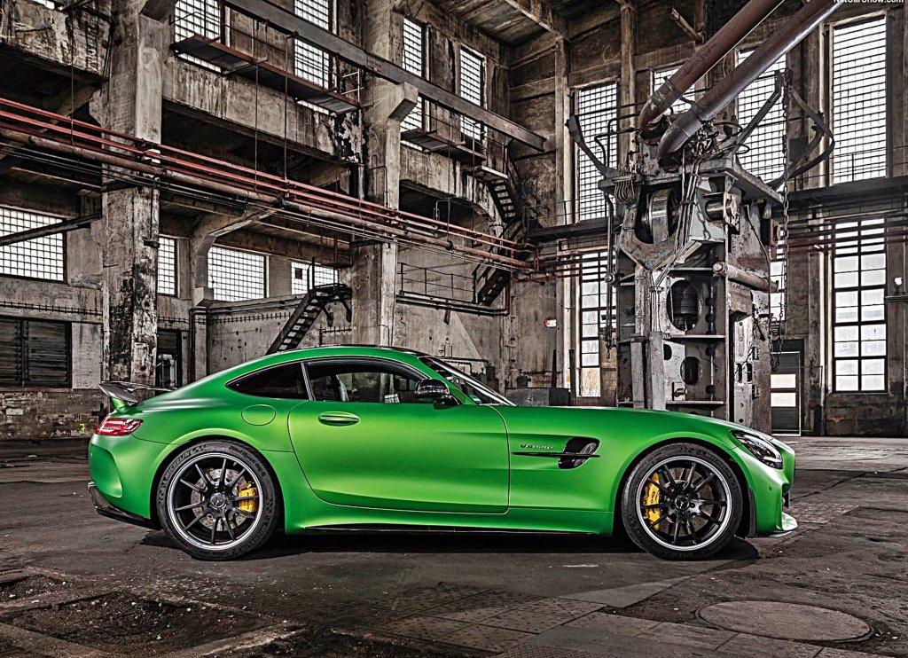 明年起市場只剩GT-R而沒了GT R,賓士Mercedes-AMT GT R性能跑車