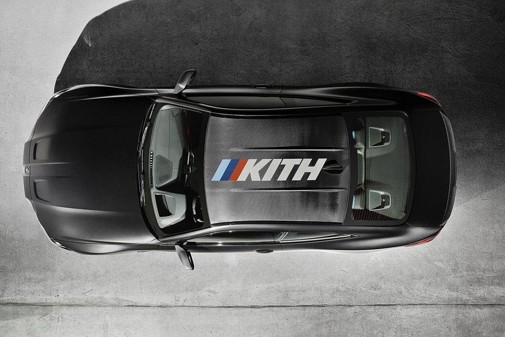 BMW M攜手紐約知名潮牌Kith設計時尚風強烈的特仕車M4 Competitio
