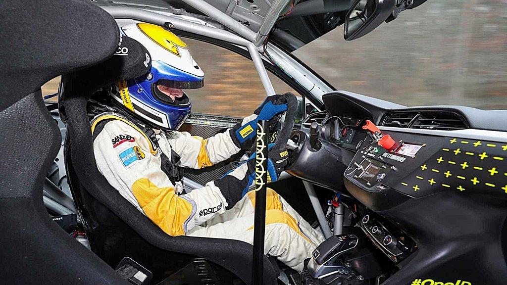 世界首部電動拉力賽車OPEL Corsa e-Rall展開測試,明年開始交貨