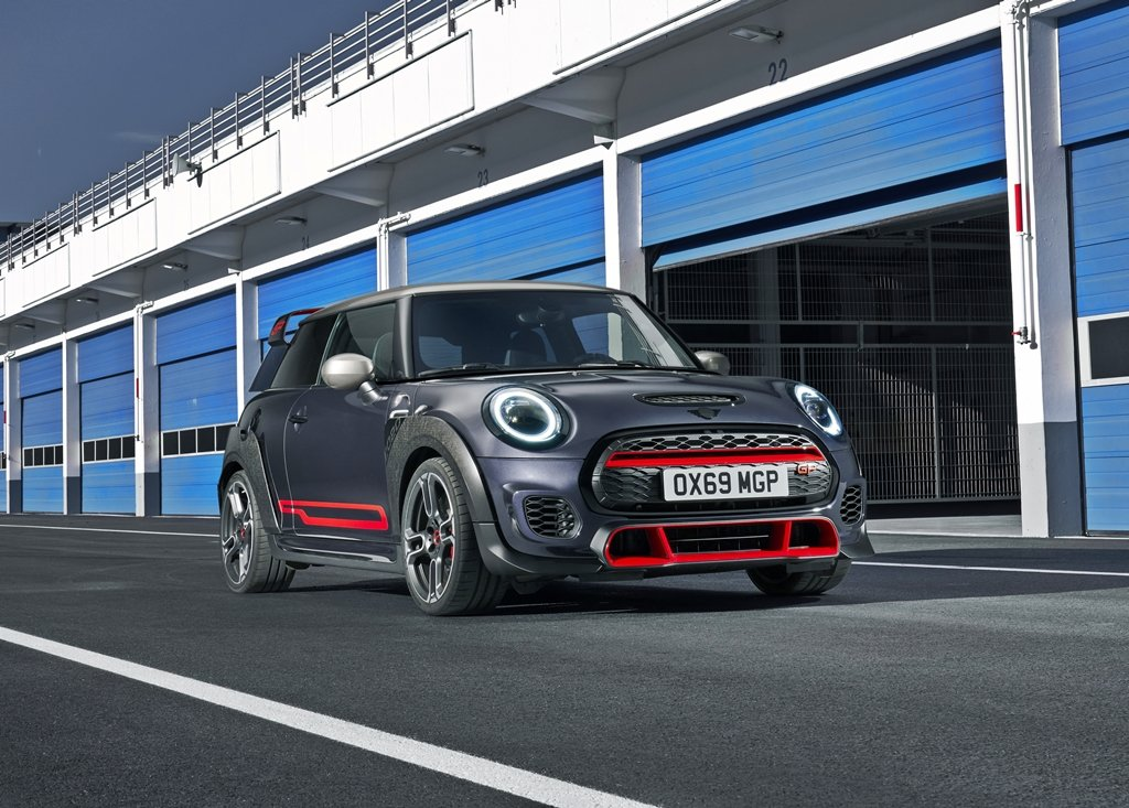 MINI發表加速最快前驅車Mini Cooper Works GP,0到100加速5.2秒