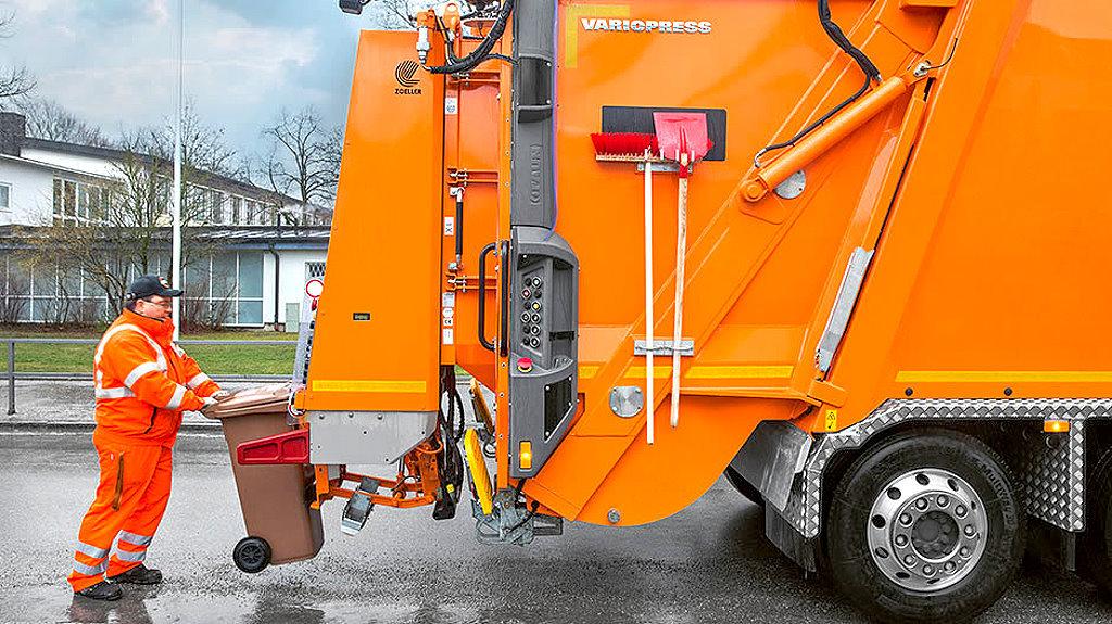 M-BENZ確定將推出eEconic進軍純電都會垃圾車與環保車市場!