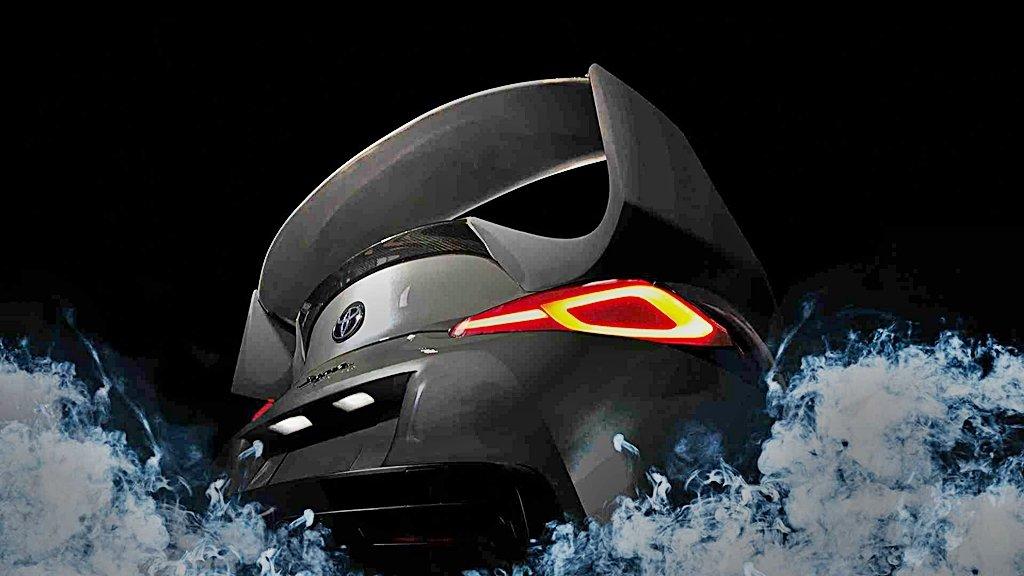 TOYOTA TRD部門推1000匹馬力的Supra 3000GT
