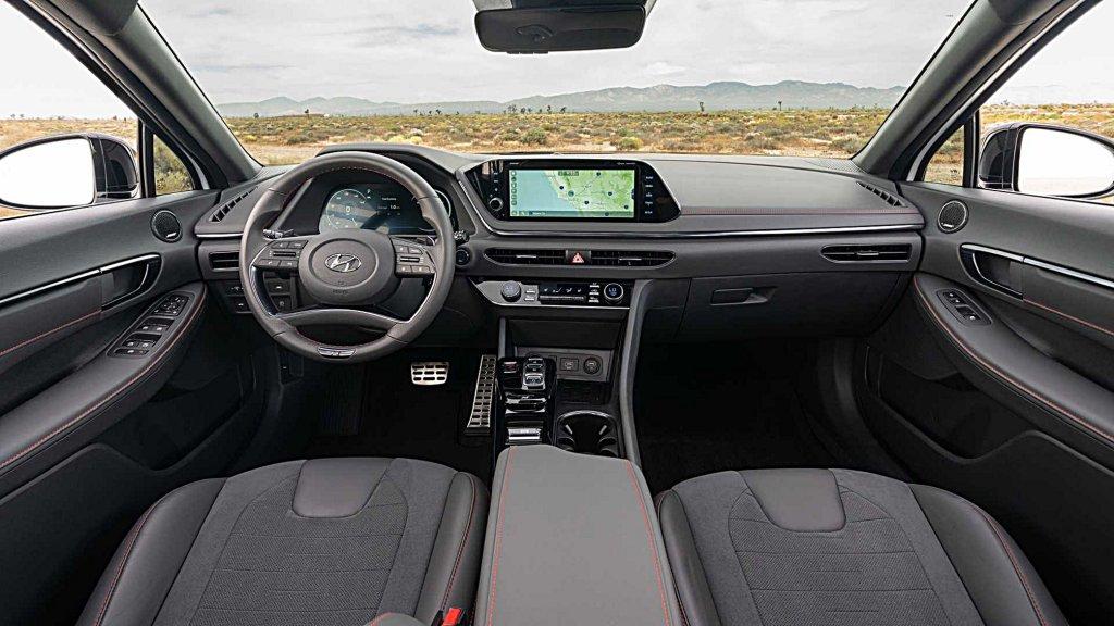 重振房車新勢力,HYUNDAI推出視覺教人熱血奔騰的Sonata N Line