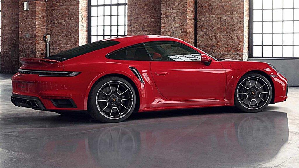 保時捷客制化部門再出招,推出超養眼的911 Turbo S In Guards Re