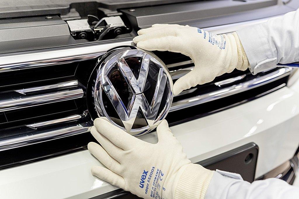 遠離醜聞、改造形象,VW將配合ID.3電動車發首發推出全新的logo
