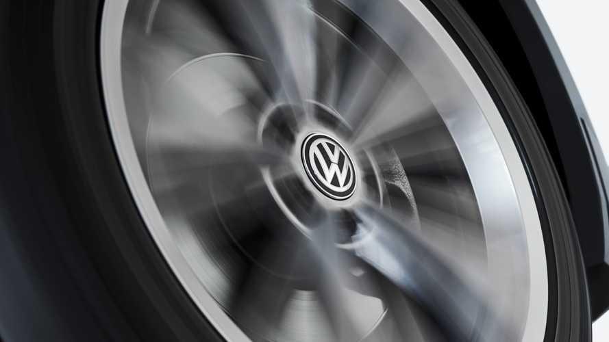 不再是超豪華品牌專利,VW推出動態輪圈中心蓋