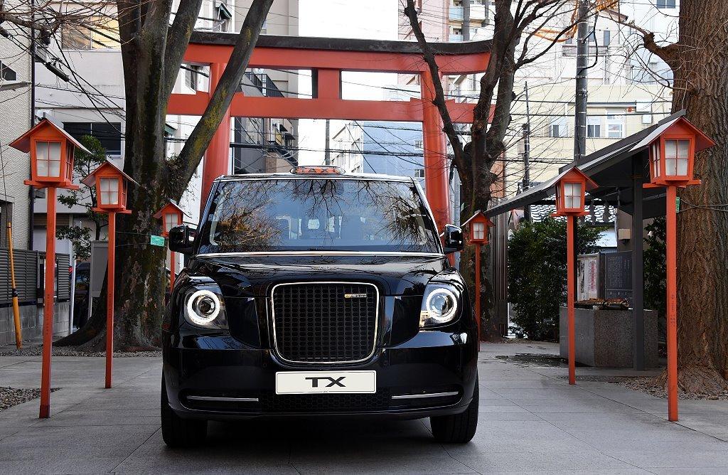 挑戰JPN Taxi?LEVC TX新新倫敦計程車用新能源技術正式進軍東京