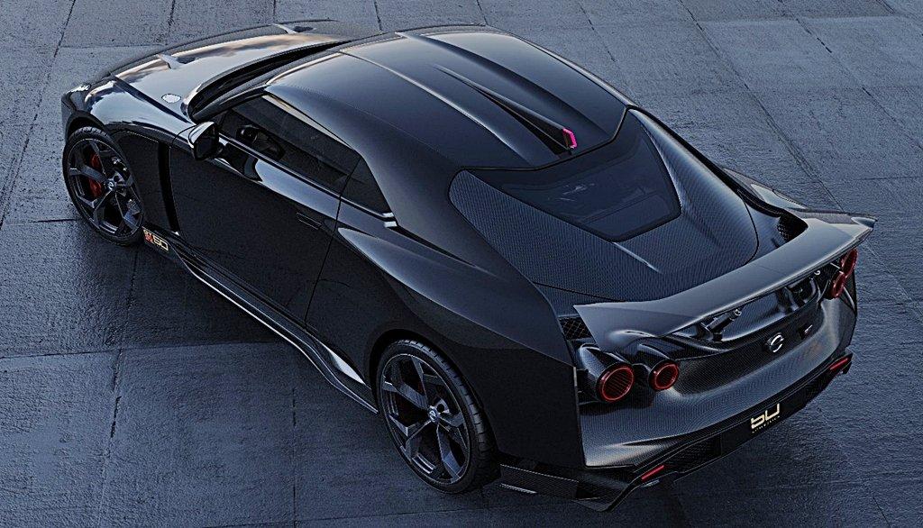 NISSAN GT-R50量產車型將在日內瓦現身