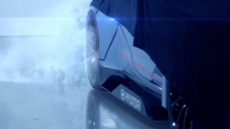 可能導入RIMAC技術支援,HYUNDAI預告發表全新電動賽車
