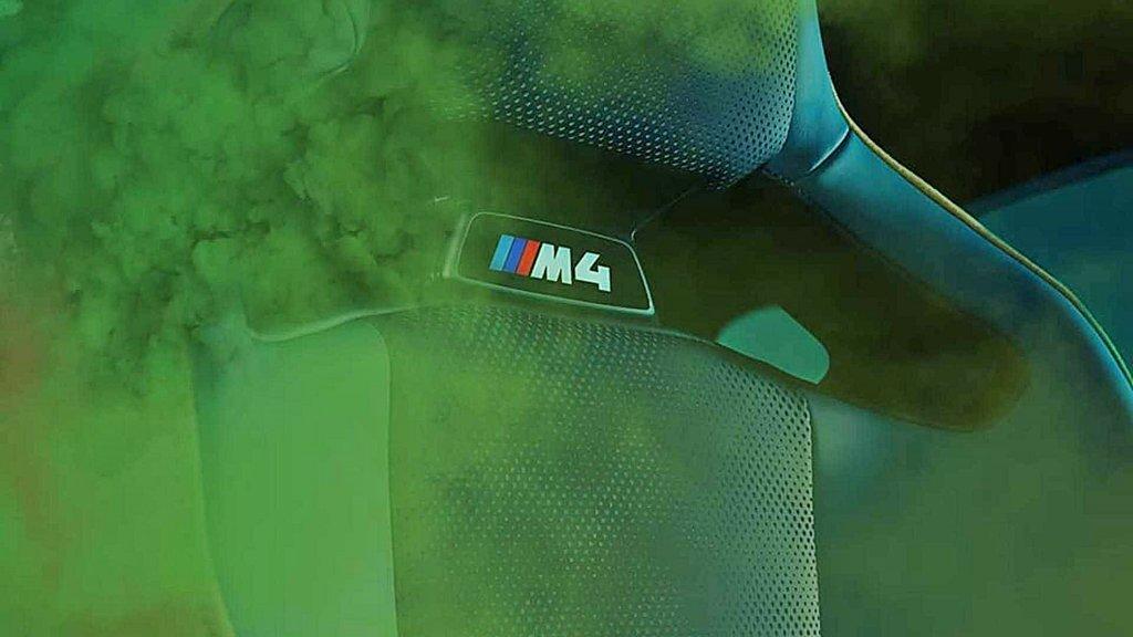 不只車鼻、連車色都教人驚奇,BMW M3/M4 首發前無偽裝預告圖釋出
