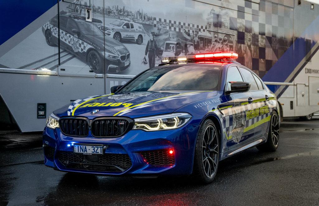 超跑遇到它也得敬畏三分!BMW提供M5 Competition加入澳洲維多利