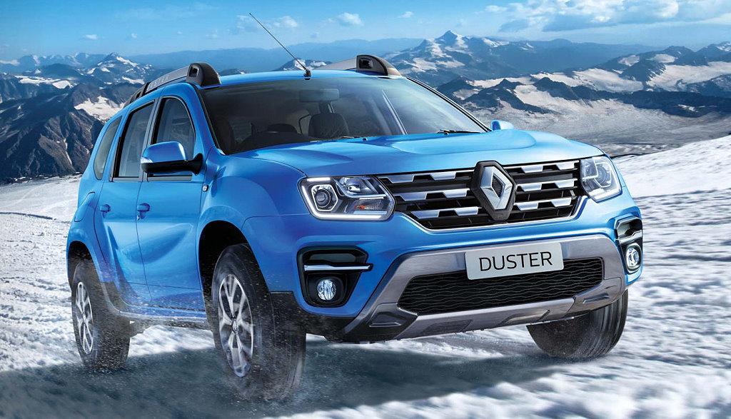 RENAULT Duster小改款叫戰印度平價跨界休旅市場!