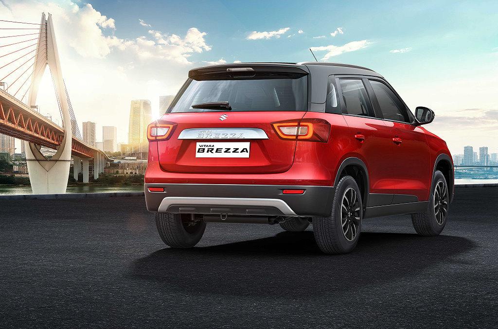 跨界嗆咖哩?印度SUV神車NMARUTI SUZUKI Vitara Brezza正式發表