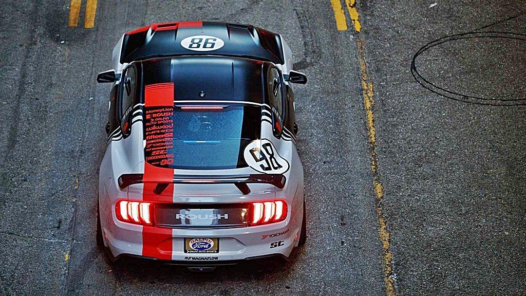 FORD Mustang改裝,60年代造型配700匹馬力的強大戰力