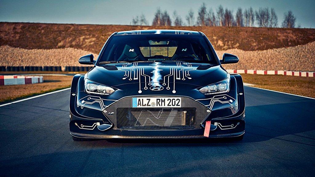 2020北京車展報導:不只賽車,更是性能電動車平台,現代打造799