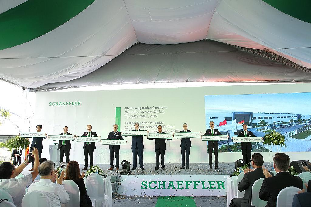 分散風險?SCHAEFFLER投資4500歐元闢建越南新廠!