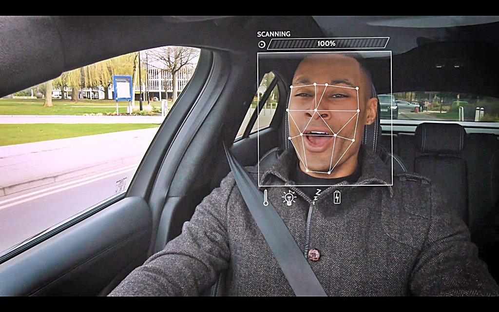 車子竟能懂你的心情? JAGUAR LAND ROVER最新AI科技能辨別車主表