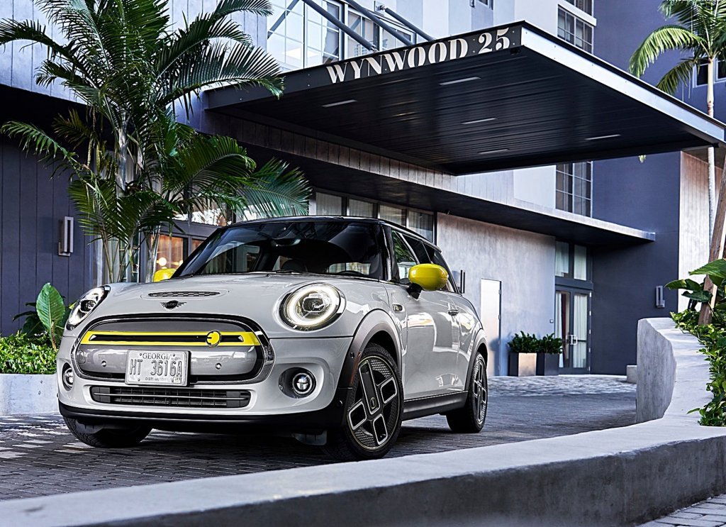 MINI電動化新里碑,首部電動車Mini Electric累積生產已達11000輛