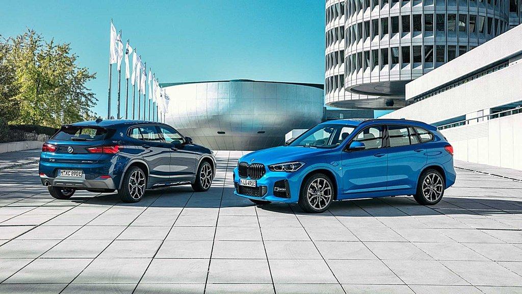 BMW推出X2的PHEV插電式油電車型X2 xDrive25e,純電最大續航力為5