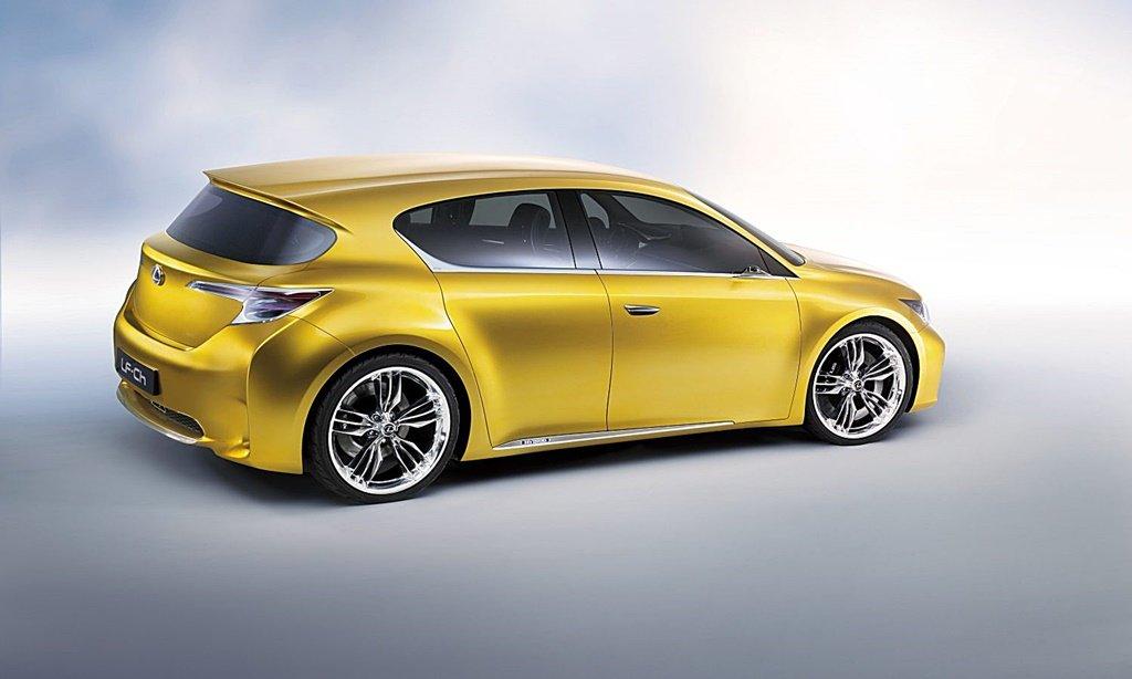 LEXUS首部電動車今年底推出,概念車型10月東京車展將先亮相