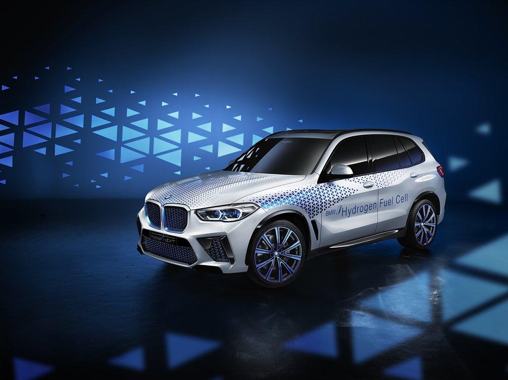 堅持氫是終極綠能,BMW推發表i Hydrogen NEXT概念車