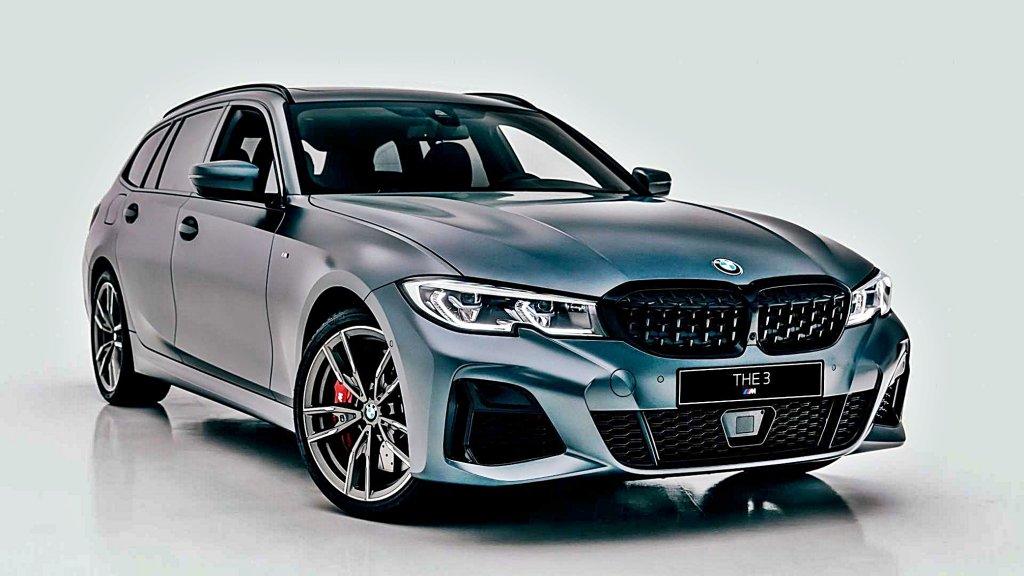 BMW推出更加冷艷的M340i Touring First Edition限量特仕版