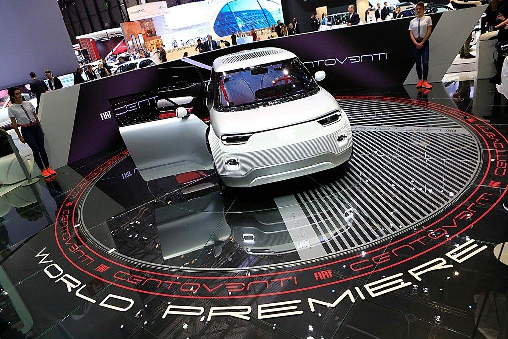 FCA飛雅特克萊斯勒大手筆投資生產全新Fiat 500純電動車