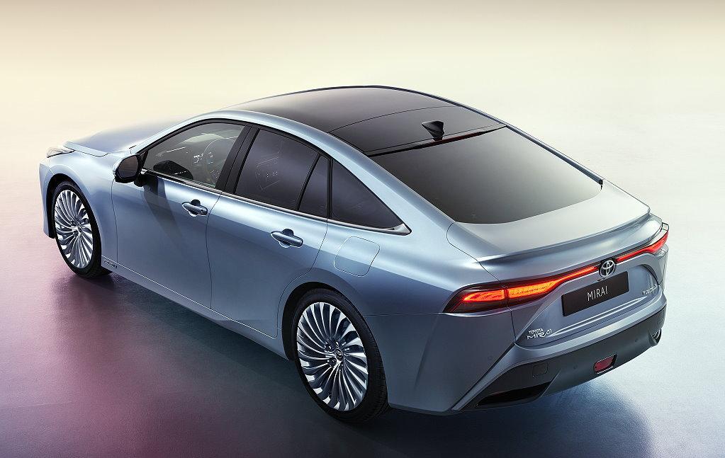 TOYOTA Mirai未來二代目氫燃料電池市售版公布!