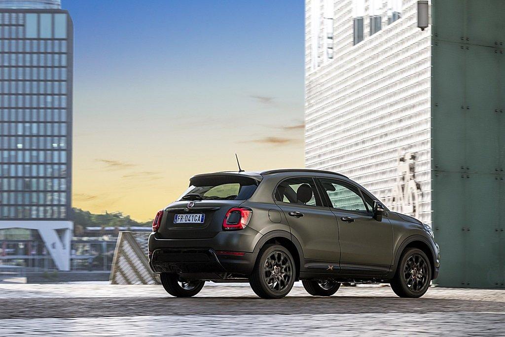 FIAT產品陣容的中流砥柱是500X,5年共賣出50萬台