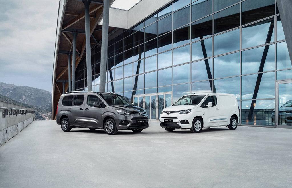 鞏固電動商用車市場,TOYOTA Proace、Proace City將推出純電版本