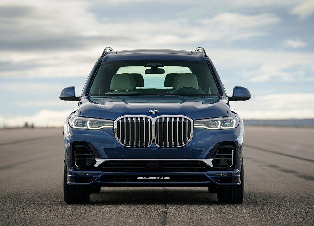 滿足多金買家的性能渴求,ALPINA推出BMW Alpina XB7性能改裝旗艦