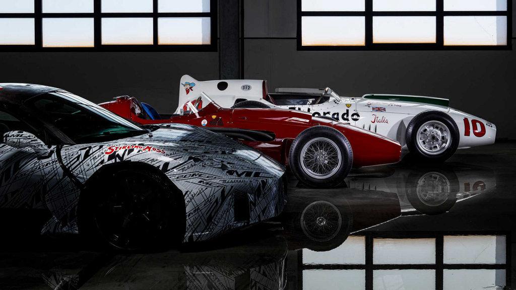 向賽車名宿致敬,MASERATI為MC20換上新式偽裝迷彩