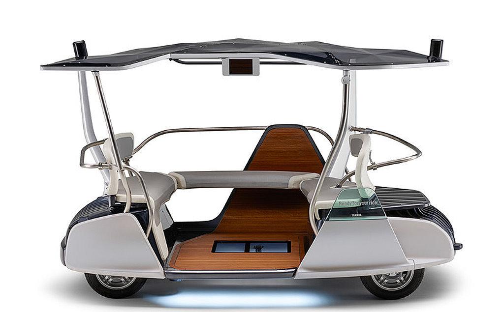 SC-1自駕電動車要量產!SONY跟YAMAHA聯袂打造進化版先進載具