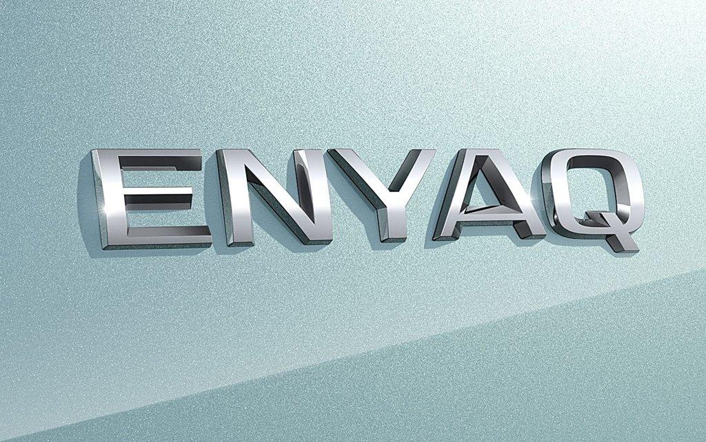 SKODA官網公布首部純電動跨界休旅車名Enyaq,將採用福斯MEB平台