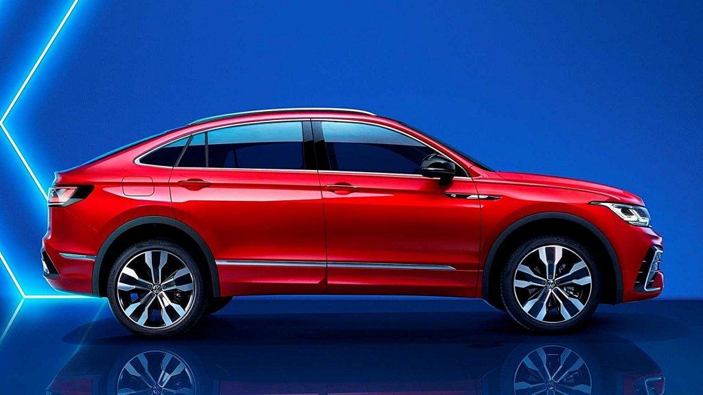 福斯由中國出發本周推出全新跑旅Tiguan X,未來將外銷到歐美市場