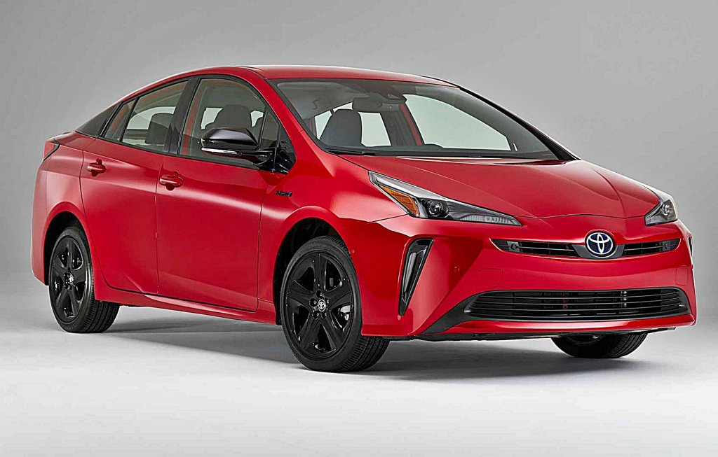 紀念前進北美20周年,TOYOTA推出紀念特仕版 Prius 2020 Edition