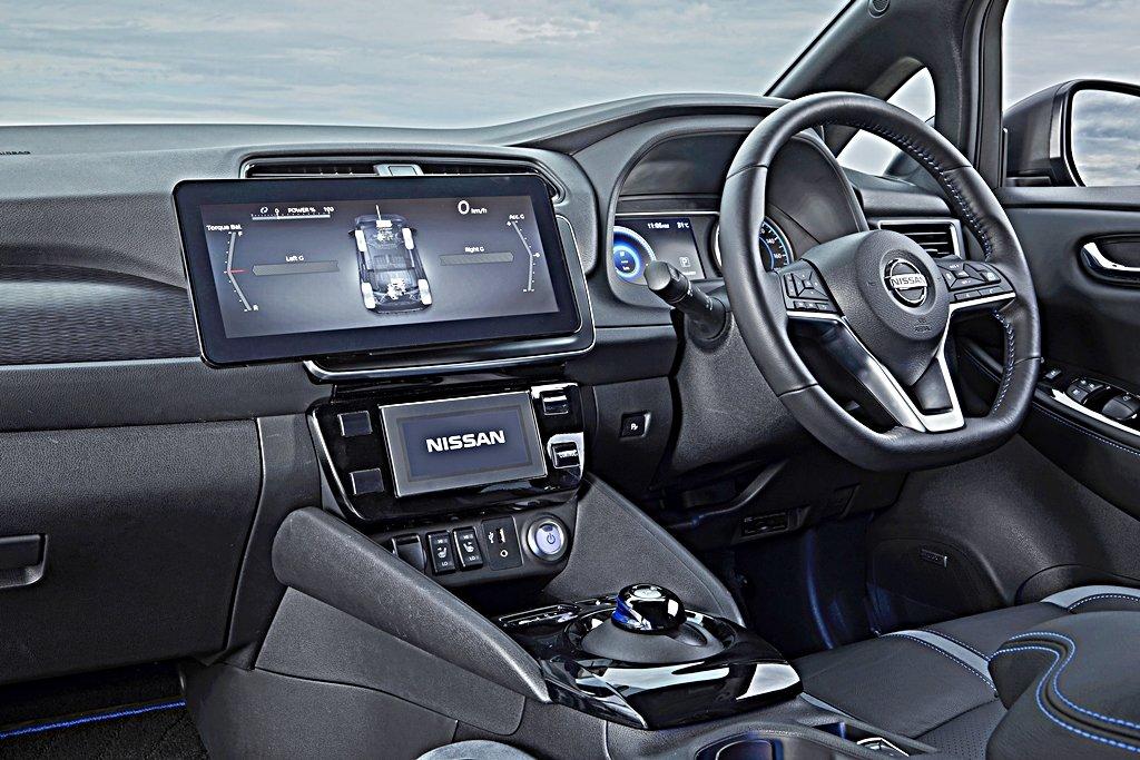 NISSAN推出雙電動馬達四驅技術e-4ORCE,讓電動車操控運動如高性