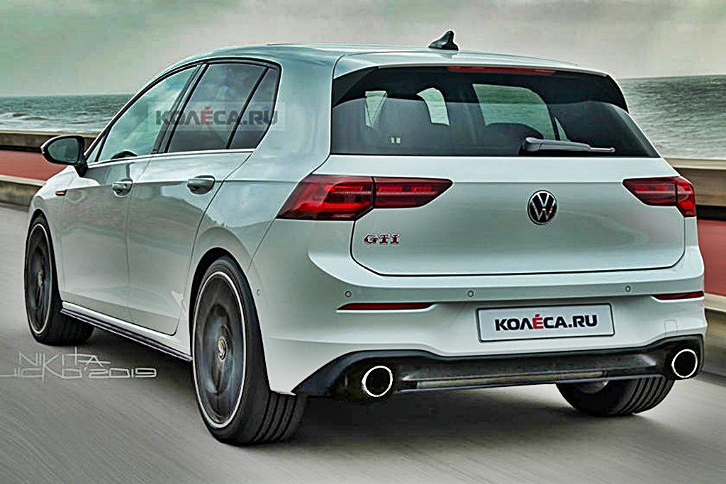 VW Golf八代GTI原廠確認3月日內瓦車展將全球首發