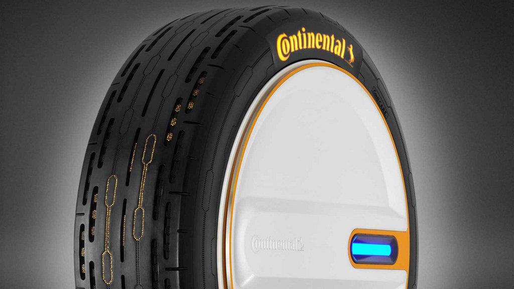輪胎科技再突破,德國馬牌Conti C.A.R.E.全新技術讓輪胎更智慧
