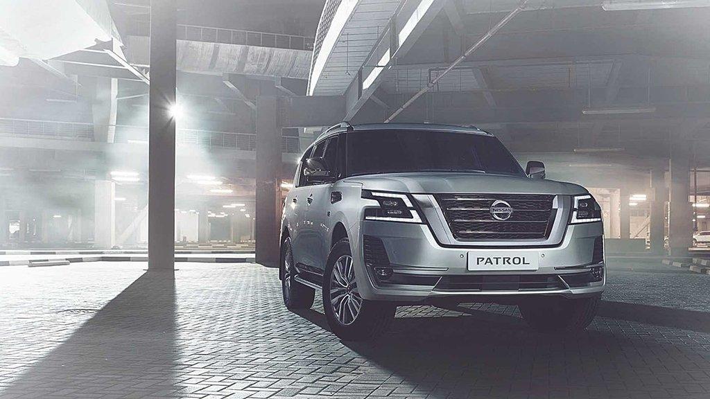 NISSAN六代旗艦休旅Patrol推出2020年式改款新車,創造華麗時尚休