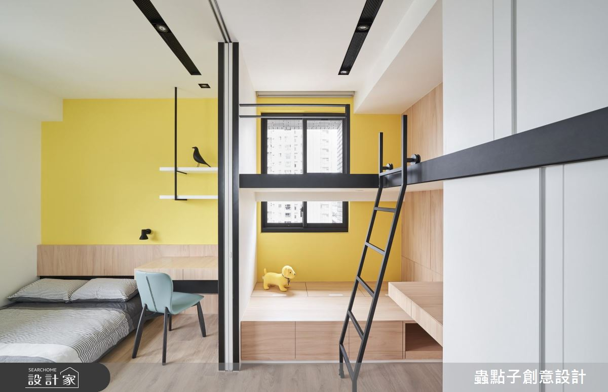 重塑小宅機能無極限! 收納做好做滿,還能2房2廳!