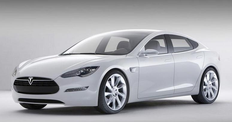 特斯拉(Tesla)電動車性能頗受好評,電池技術成熟。(取自網路)