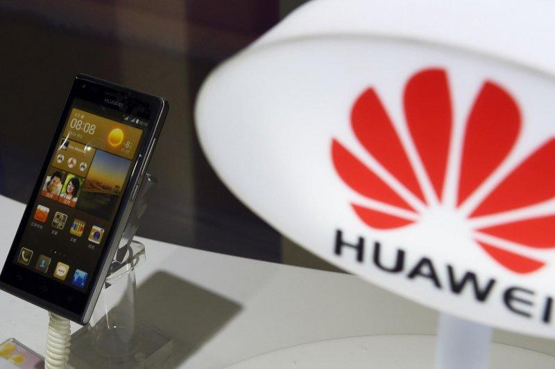 中國手機大廠華為發表超快速充電池。(取自推特)